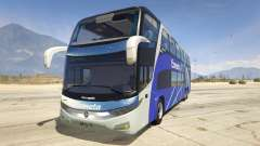 Marcopolo Paradiso 1800 for GTA 5