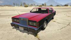GTA IV Virgo for GTA 5