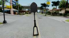 No More Room in Hell - Entrenchment Tool for GTA San Andreas