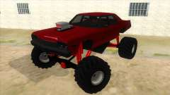 1974 Dodge Monaco Monster Truck for GTA San Andreas