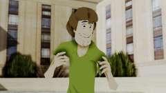 Scooby Doo Salcisha-Shaggy