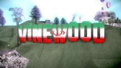 New Vinewood colors Iran flag