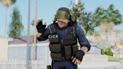 GIGN 2 No Mask from CSO2 for GTA San Andreas
