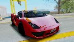 GTA 5 Pegassi Vacca SA Style for GTA San Andreas