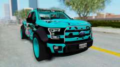 Ford F-150 2015 Drift Gym for GTA San Andreas