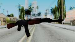 GTA 3 AK-47 for GTA San Andreas
