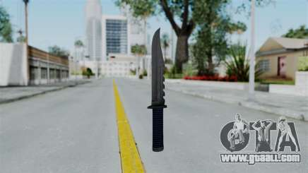 GTA 5 Knife for GTA San Andreas