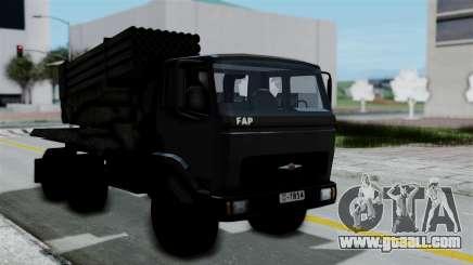 FAP Vojno Vozilo for GTA San Andreas