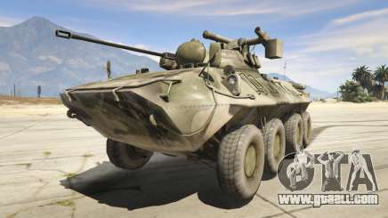 BTR-90 Rostok for GTA 5