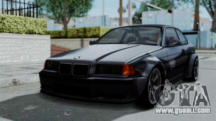 BMW M3 E36 Widebody for GTA San Andreas