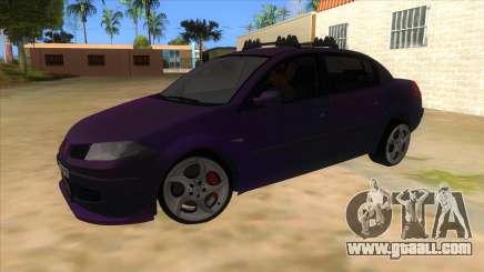 Renault MEGANE 2 for GTA San Andreas