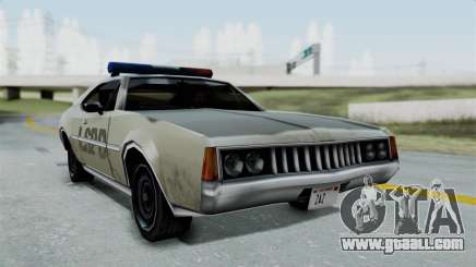 Police Clover for GTA San Andreas