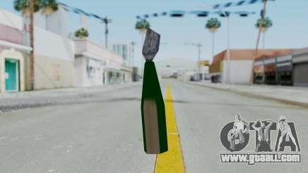 Vice City Molotov for GTA San Andreas