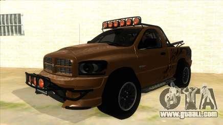Dodge Ram SRT DES 2012 for GTA San Andreas