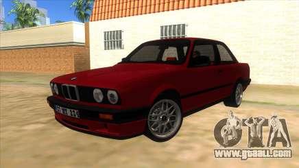 BMW M3 E30 1991 for GTA San Andreas