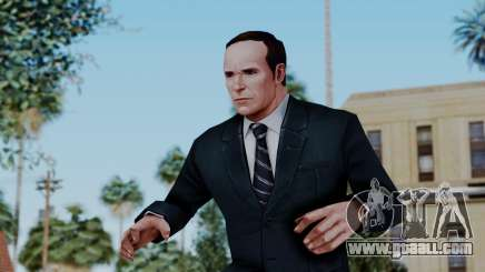 Marvel Future Fight Agent Coulson v1 for GTA San Andreas