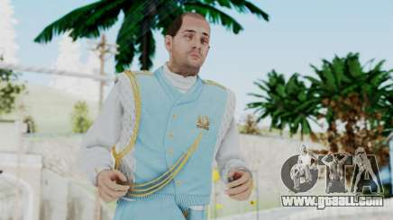 GTA 5 Divinity Ped 2 for GTA San Andreas