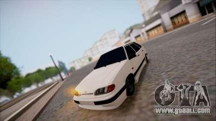 VAZ Lada 2114 for GTA San Andreas