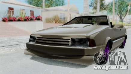Cadrona Cabrio JDM for GTA San Andreas