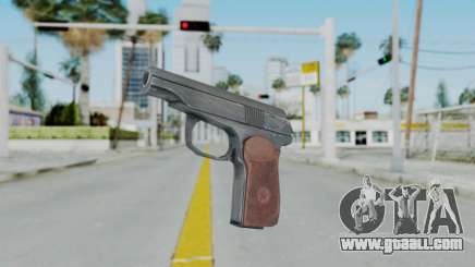 Arma2 Makarov for GTA San Andreas