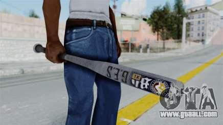 GTA 5 Baseball Bat for GTA San Andreas