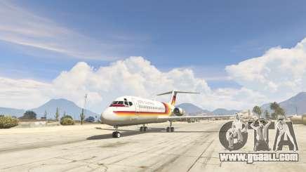 McDonnell Douglas DC-9-15 for GTA 5