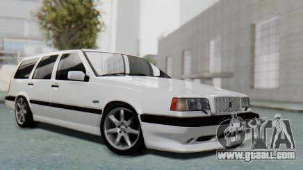 Volvo 850R 1997 Tunable for GTA San Andreas