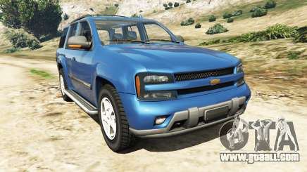 Chevrolet TrailBlazer for GTA 5