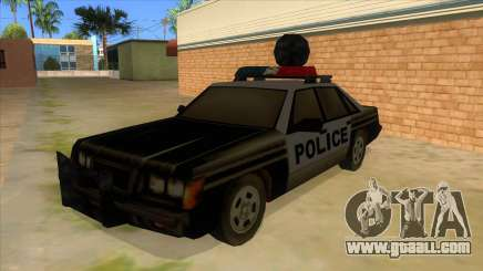 Police Car from Manhunt 2 for GTA San Andreas