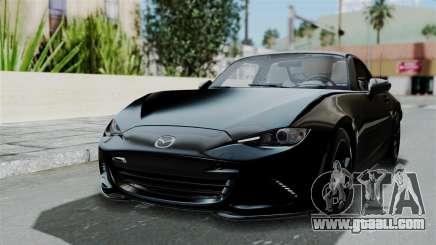 Mazda MX-5 Miata 2016 for GTA San Andreas