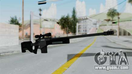 GTA 5 Sniper Rifle for GTA San Andreas