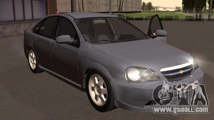 Chevrolet Lacetti Sedan for GTA San Andreas