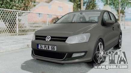 Volkswagen Polo 6R 1.4 HQLM for GTA San Andreas