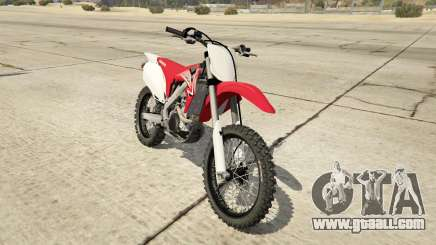 2009 Honda CRF450R for GTA 5
