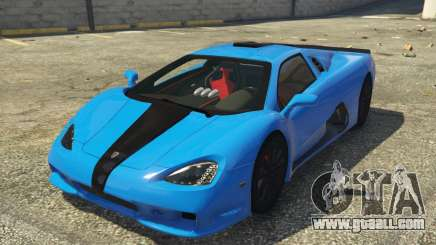 SSC Ultimate Aero [Replace] 1.0 for GTA 5