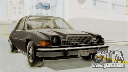 AMC Pacer 1978 for GTA San Andreas