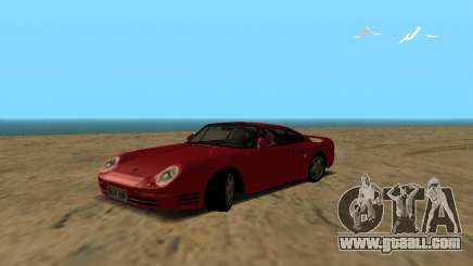 Porsche 959 for GTA San Andreas