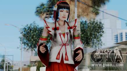 Sengoku Musou 3 - Okuni for GTA San Andreas