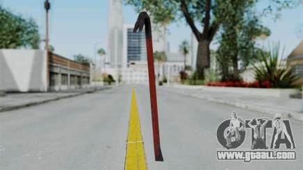 GTA 5 Crowbar for GTA San Andreas
