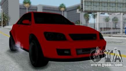GTA 5 Karin Sultan RS Stock PJ for GTA San Andreas