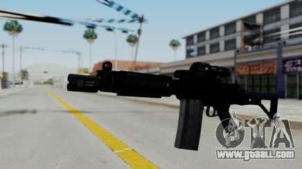 FN FAL DSA for GTA San Andreas