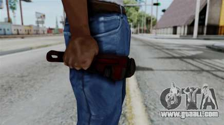 No More Room in Hell - Wrench for GTA San Andreas