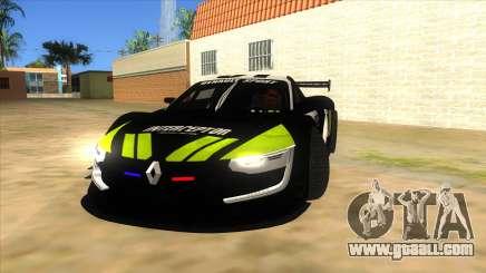 Renault Sport RS 01 INTERCEPTOR for GTA San Andreas