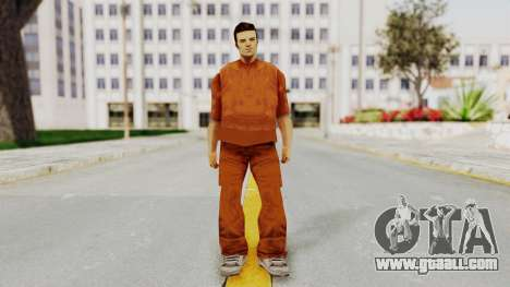 Claude Speed (Prision) from GTA 3 for GTA San Andreas second screenshot