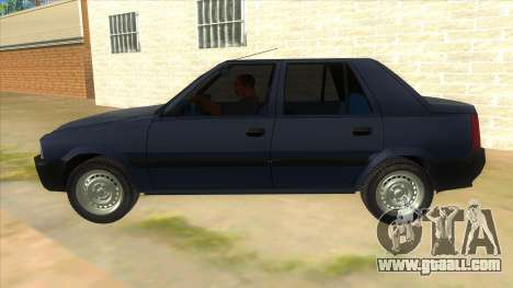 Dacia Solenza V2 for GTA San Andreas left view