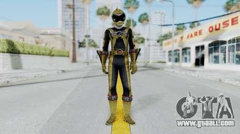 Power Rangers RPM - Gold for GTA San Andreas second screenshot