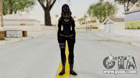 Mass Effect 3 Tali Armor for GTA San Andreas second screenshot