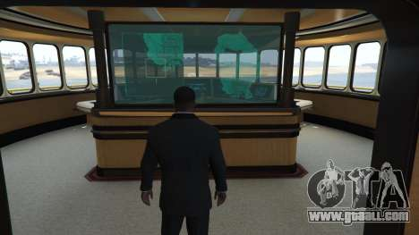Yacht Deluxe 1.9 for GTA 5