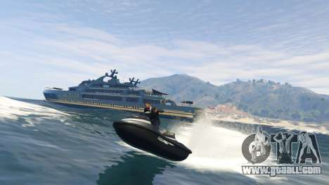GTA 5 Yacht Deluxe 1.9 tenth screenshot