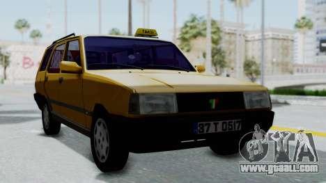 Tofas Kartal Taxi for GTA San Andreas